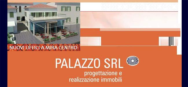 home page sito Palazzo srl